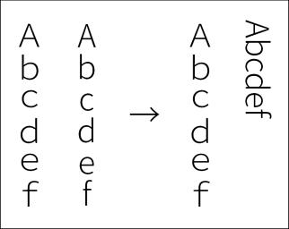 5-5e  Kiri Gothic (Sans Serif Font Family)